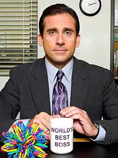 "Steve Carell Leaves ""The Office"""