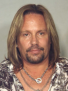 Motley Crue's Vince Neil Arrested for DUI