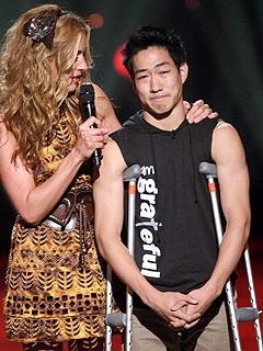 Ouch! SYTYCD's 'Greatest Dancer' Bows Out AfterInjury