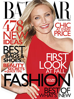 Cameron Diaz Says She's 'Done' Dating Bad Boys