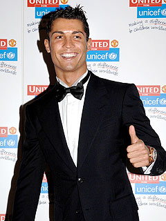Soccer Star Cristiano Ronaldo Is a Dad!