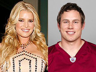 Jessica Simpson Dating Ex-NFL Player | Jessica Simpson