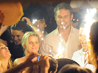PHOTOS: Jessica Simpson's Sexy 30th Birthday Bash| Couples, Jessica Simpson