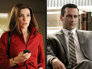 Emmy Nominations: Mad Men Leads the Race