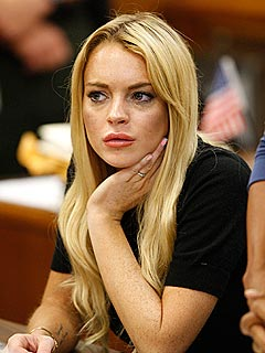 Lindsay Lohan Lashes Out at Joan Rivers on Twitter | Lindsay Lohan