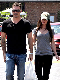 Megan Fox and Brian Austin Green Get Back to Domestic Life | Brian Austin Green, Megan Fox