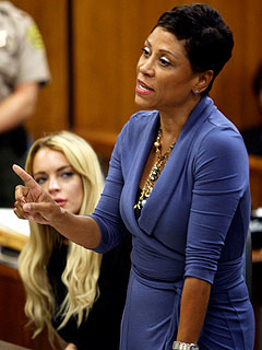 Lindsay Lohan's Attorney Resigns