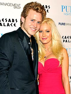Heidi Montag Calls Off Divorce, Reconciles with Spencer Pratt | Heidi Montag, Spencer Pratt