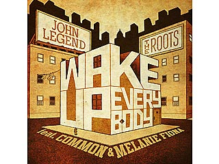 First Listen: John Legend & the Roots Want You to 'Wake Up!' | John Legend