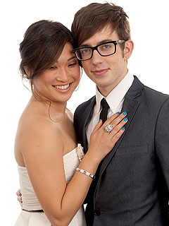 Is There a Real-Life Romance for Glee's Jenna Ushkowitz & Kevin McHale?