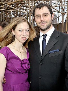 Chelsea Clinton's Future Father-in-Law Preps for Wedding