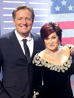 America's Got Talent: It's About the Music | Piers Morgan, Sharon Osbourne