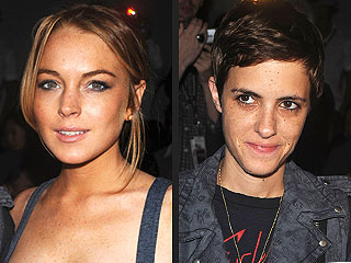 Lindsay Lohan and Sam Ronson Have 'Friendly' Dinner Date