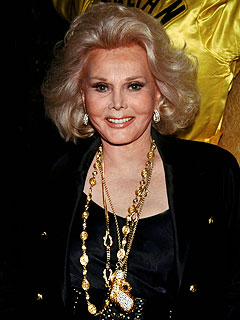 Zsa Zsa Gabor's Lower Leg to Be Amputated | Zsa Zsa Gabor