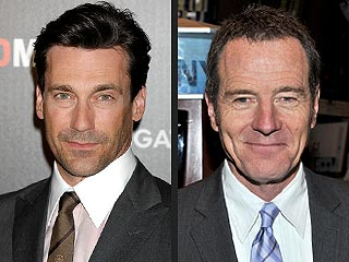 Jon Hamm Plans to Beat Up Emmy Winner Bryan Cranston