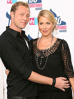 Martyn Lenoble & Christina Applegate