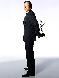Emmys Host Jimmy Fallon Needs You to Tweet Him | Jimmy Fallon