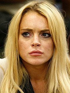 Lindsay Lohan's Reaction to Jail: EEEKS!