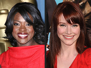 Viola Davis, Bryce Dallas Howard Join the Cast of The Help | Bryce Dallas Howard, Viola Davis