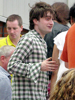Daniel Radcliffe Reveals His Alcohol Problem