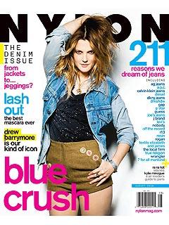 Drew Barrymore Is Anti Technology, Pro Male Nudity