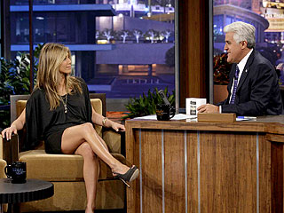 QUOTED: Jennifer Aniston Tells Jay Leno How a Sperm Bank Works (Sort of)