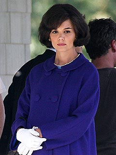 Katie Holmes Miniseries The Kennedys Still Looking for Home