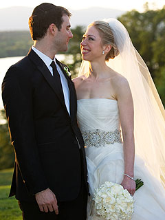 Chelsea Clinton Marries Marc Mezvinsky