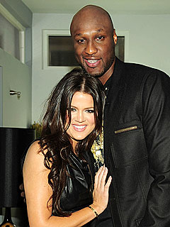 Lamar Demotes Himself as Khloe Calls Out for Good 'Vibes'