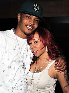 Rapper T.I., Wife Arrested on Drug Charge   T.I.