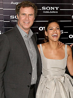 The Day Eva Mendes Nearly Killed Will Ferrell