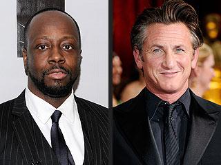 Wyclef Jean & Sean Penn: A War of Words Over Haiti Presidential Bid | Sean Penn, Wyclef Jean