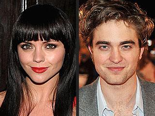 Christina Ricci Thinks Robert Pattinson Is a 'Really Good Kisser'
