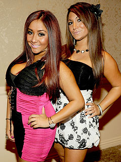 Snooki's Pal Deena Cortese Talks About Moving to Jersey Shore