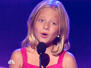Jackie Evancho Thrills Again on America's Got Talent