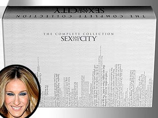 Sex and the City's Samantha Would Want You to Get Her Box Set
