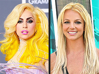 Little Monsters vs. Gleeks: Which Grammy Nominee's Fans Have Best Nickname? | Britney Spears, Lady Gaga