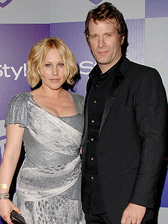 Patricia Arquette and Thomas Jane Split