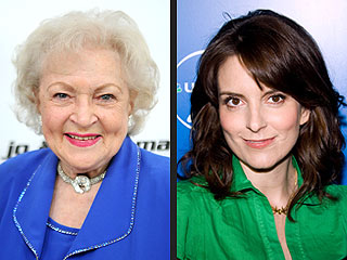 Best Grammy Face Off: Tina Fey Vs. Betty White