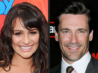 Will It Be a Glee-ful or Mad Night at the Emmys? | Jon Hamm, Lea Michele