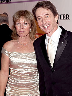 Martin Short&#39;s Wife, Nancy Dolman, Dies