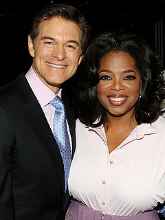 How Oprah Reacted to News of Dr. Oz's Colon Cancer Scare