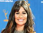 It's a Glee-ful Day for Lea Michele