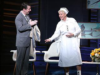 PHOTO: Ellen DeGeneres Plays Nurse in Surprise Broadway Debut