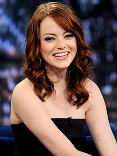 Emma Stone Swings from Easy A to New Spider-Man