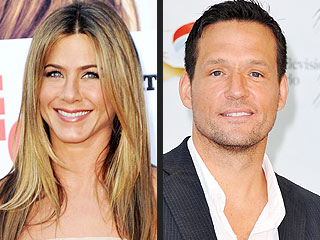Jennifer Aniston's Cougar Town Date