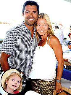 Gwyneth Paltrow and Kelly Ripa&#39;s Little Equestrians | Kelly Ripa, Mark Consuelos