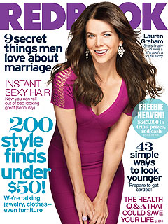 Lauren Graham Finds Relationship with Peter Krause &#39;So Easy&#39; | Lauren Graham