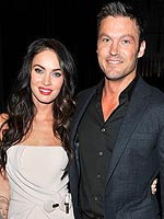 Megan Fox & Brian Austin Green's Spicy Dinner Date | Megan Fox