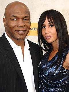 Mike Tyson Welcomes Son